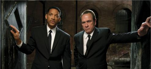 Will Smith et Tommy Lee Jones s'emparent de la tête du box-office américain