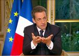 Revivez l'interview de Nicolas Sarkozy