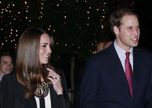 Kate et William se sont mariés le 29 avril 2011 à Londres