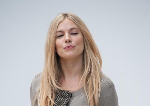 Sienna Miller a accouché ce week-end à Londres de son premier enfant