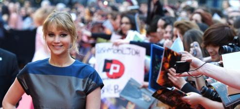 La folie Jennifer Lawrence