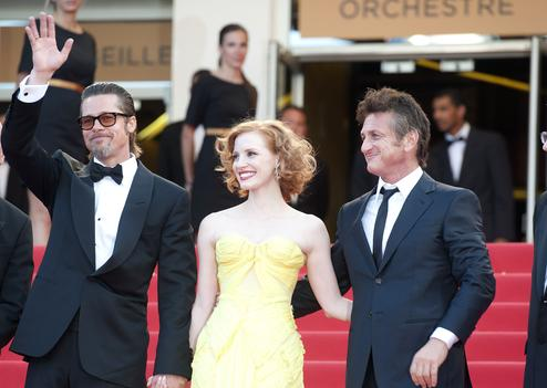 "Cannes : La palme d'or pour ""The Tree of life"", de Terrence Malick"
