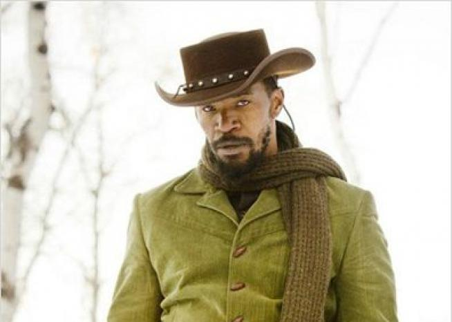 Jamie Foxx interprète Django <em>DR/The Weinstein Company</em>
