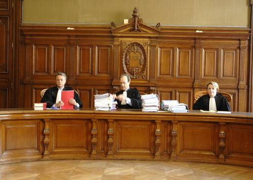 Justice en direct du tribunal correctionnel de paris for Chambre correctionnelle