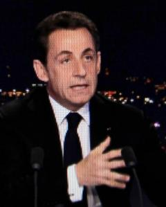 Nicolas Sarkozy officialise sa candidature le 15 férvier sur TF1 <em>AFP</em>