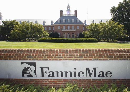 Le siège de Fannie Mae, à Washington