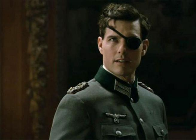"Dans ""Walkyrie"", en 2008, Tom Cruise interprète le comte Claus Schenk von Stauffenberg dont la mission est de tuer Hitler. <em>DR/TFM Distribution / United Artists</em>"