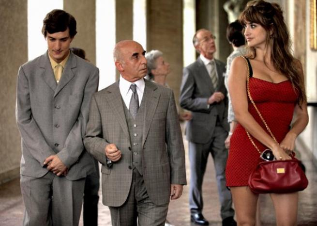 Penélope Cruz en call-girl sexy dans ''To Rome With Love'', de Woody Allen (2012) <em>Mars Distribution</em>