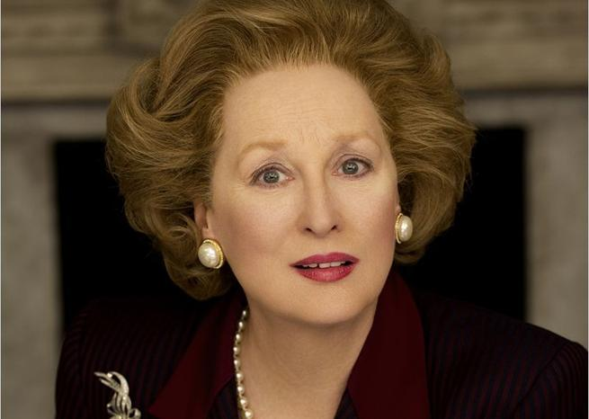 Meryl Streep dans ''La Dame de fer''  <em>Alex Bailey/Pathé Distribution</em>