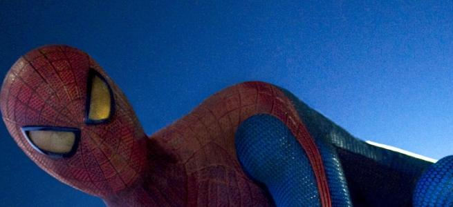 Box-office US : The Amazing Spider-Man tisse déjà sa toile