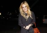 Lindsay Lohan victime d'un violent accident de voiture