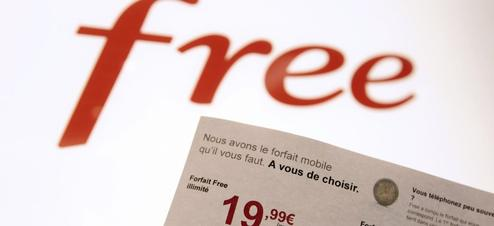 Free Mobile pourrait rapporter plus de deux milliards d'euros à Orange