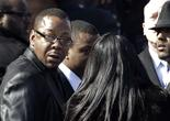 Whitney Houston : Bobby Brown, son ex-mari, arrêté par la police
