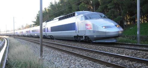 Le TGV Paris-Les Sables d'Olonne du 16 mai à 17h51 pourrait bien rouler à vide (photo d'illustration)