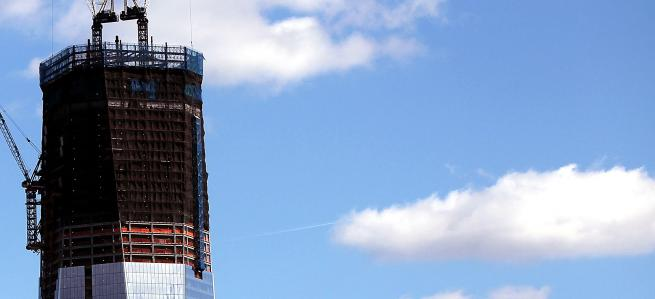 "11-Septembre : La ""Freedom Tower"" domine New York"