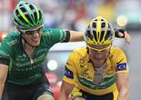 Tour de France : Pierre Rolland console Voeckler