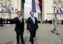 8 mai : Hollande et Sarkozy, ensemble