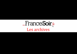 Bienvenue sur les archives de FranceSoir.fr