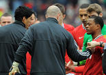 VIDEO: Suarez-Evra, la guerre continue