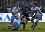 XV de France : Machenaud in, Parra out