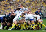 H Cup : Clermont s'incline avec courage face au Leinster (15-19)