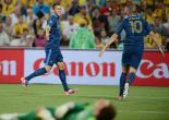 La France brille face à l'Ukraine (2-0)