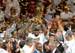 "NBA : Miami et le ""Big Three"" sacrés champions"