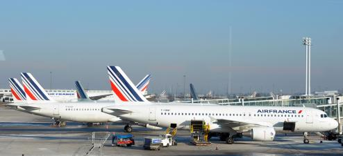 Internet sera disponible sur les vols long-courriers d'Air France en 2013