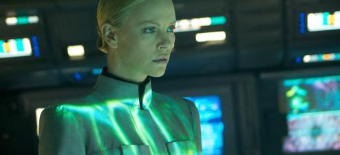 Charlize Theron est la chef de mission de ''Prometheus''