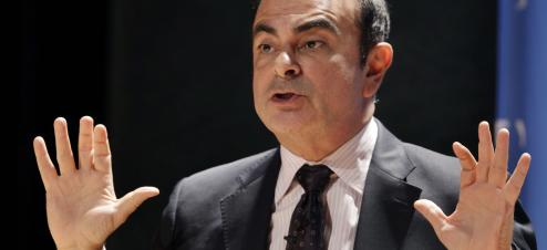 Carlos Ghosn , cible d'une perquisition