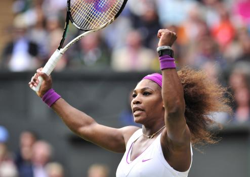 Serena Williams a remporté son 5e Wimbledon et son 14e tournoi du Grand Chelem