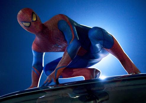 The Amazing Spider-Man a logiquement pris la tête du Box-office US.