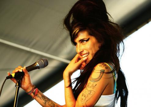 Amy Winehouse, une star à la voix unique