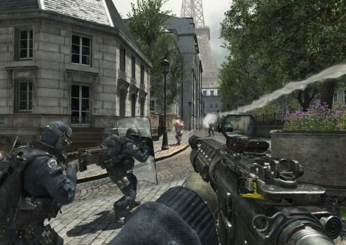 Call of Duty : Le rouleau compresseur