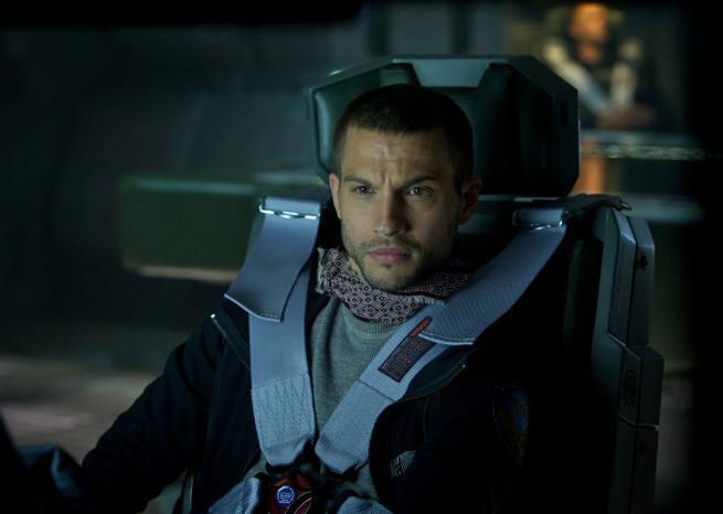 Logan Marshall-Green est le scientifique Charlie Holloway dans ''Prometheus'' <em>Twentieth Century Fox</em>
