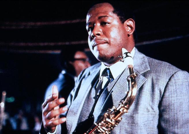 Forest Whitaker en Charlie Parker dans ''BIRD'' (1988), de Clint Eastwood (© Warner Bros) <em></em>