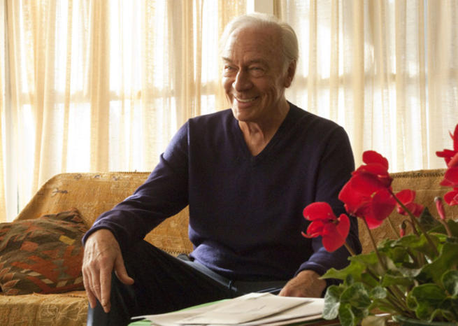 Christopher Plummer dans ''Beginners''  <em>Sony Pictures</em>