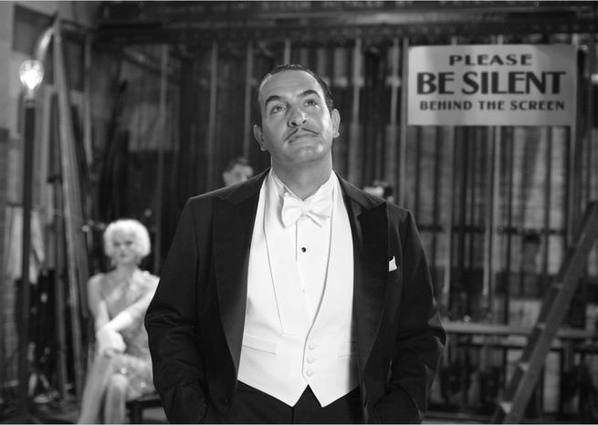 Jean Dujardin dans ''The Artist''  <em>Warner Bros</em>