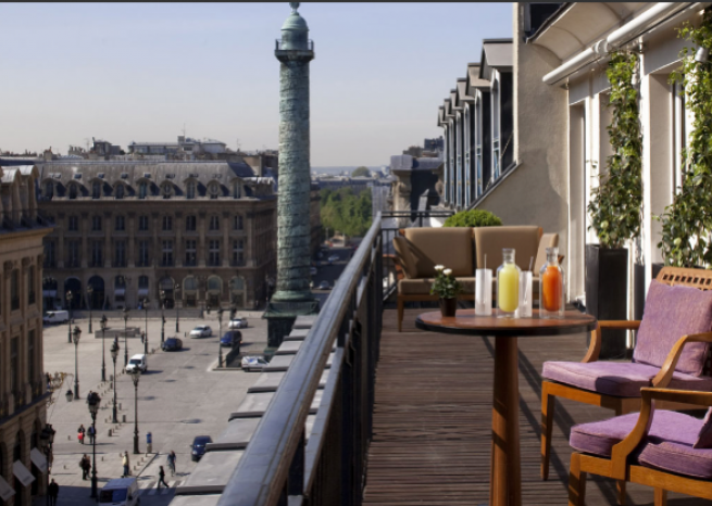 Hôtel Le Park Hyatt Paris Vendôme - Paris <em>DR</em>