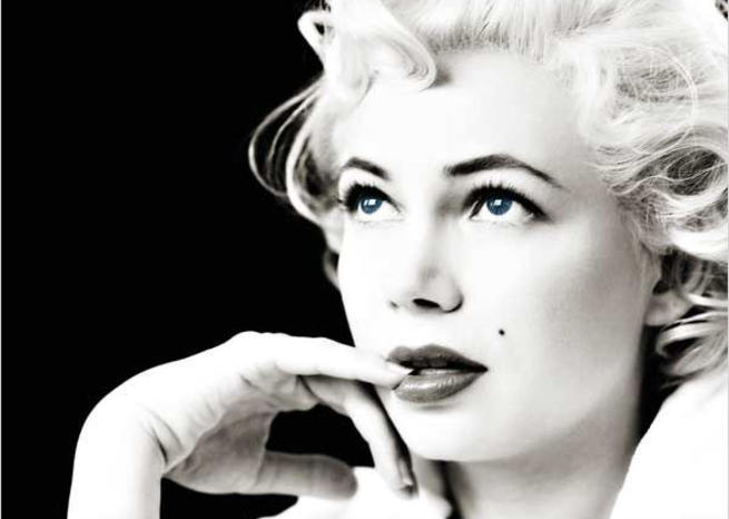 Michelle Williams dans ''My Week With Marilyn''  <em>StudioCanal</em>