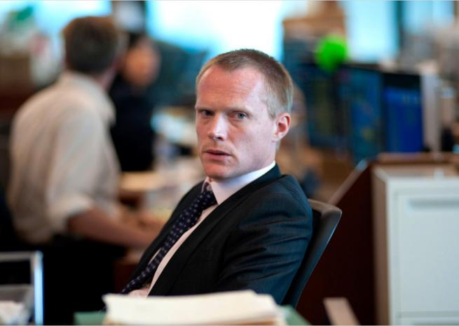 Paul Bettany est Will Emerson dans ''Margin Call''  <em>ARP Sélection</em>