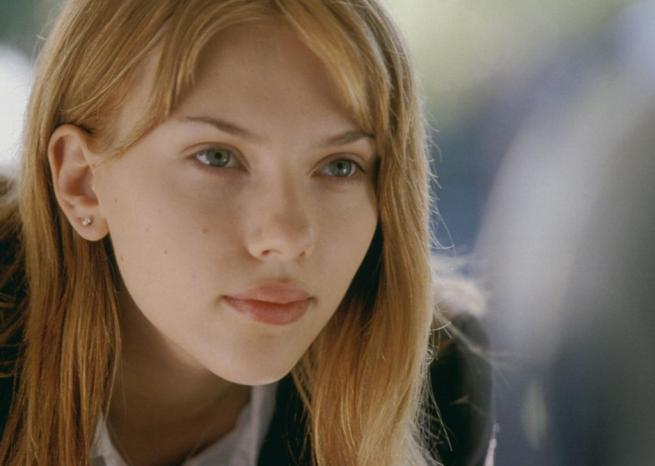Scarlett Johansson dans ''Lost in Translation'' de Sofia Coppola (2004) <em>Focus Features/Pathé Distribution</em>